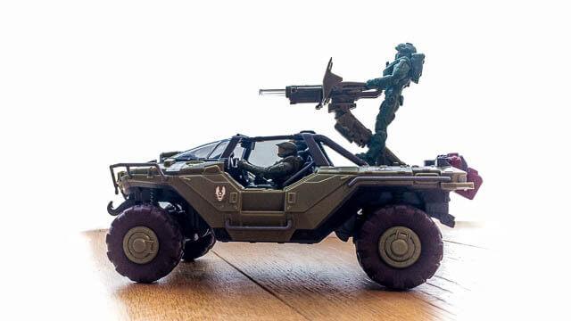 Halo UNSC Warthog