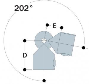 BC53 - Swivel Elbow