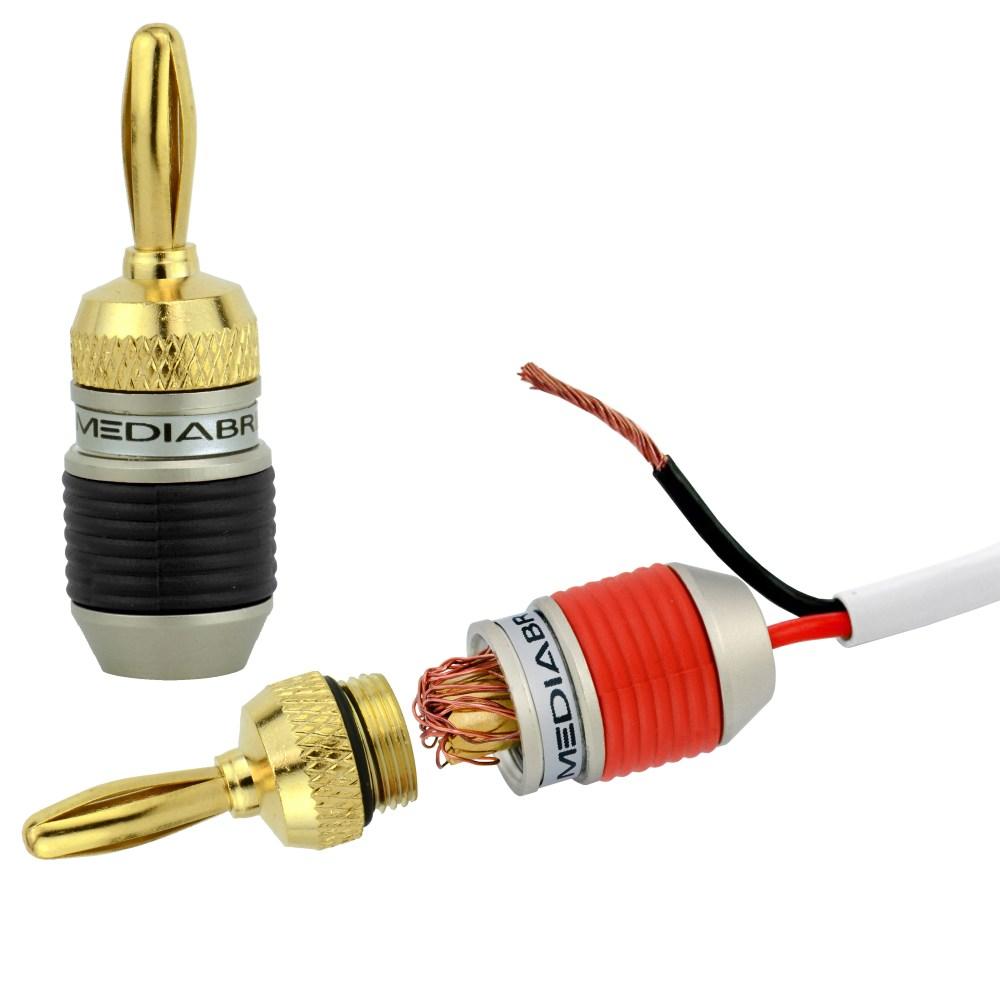 medium resolution of ultra series fast lock banana plugs 12 pair 24 pack