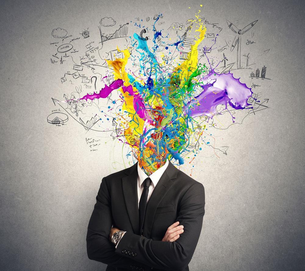 My brain while writing. Image courtesy of www.designmantic.com
