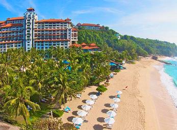 Hotel Nikko Bali Benoa Beach Luxury Hotel In Bali