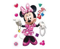 Sarai la pibella con questo. Adesivo Murale Disney Acquista Adesivi Murali Disney Online Su Livingo