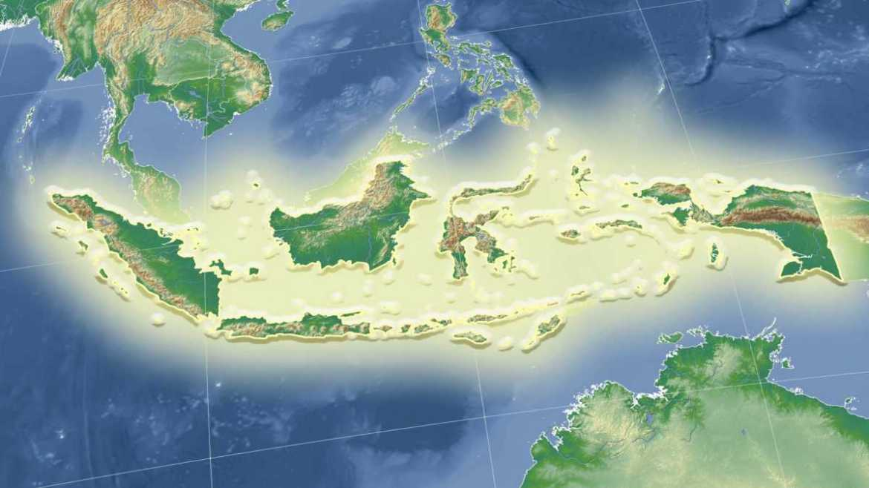Indonesia Map Investing Investasi