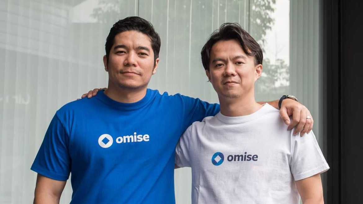 Omise CEO