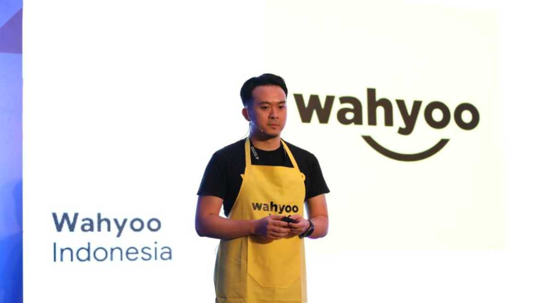 Wahyoo Founder