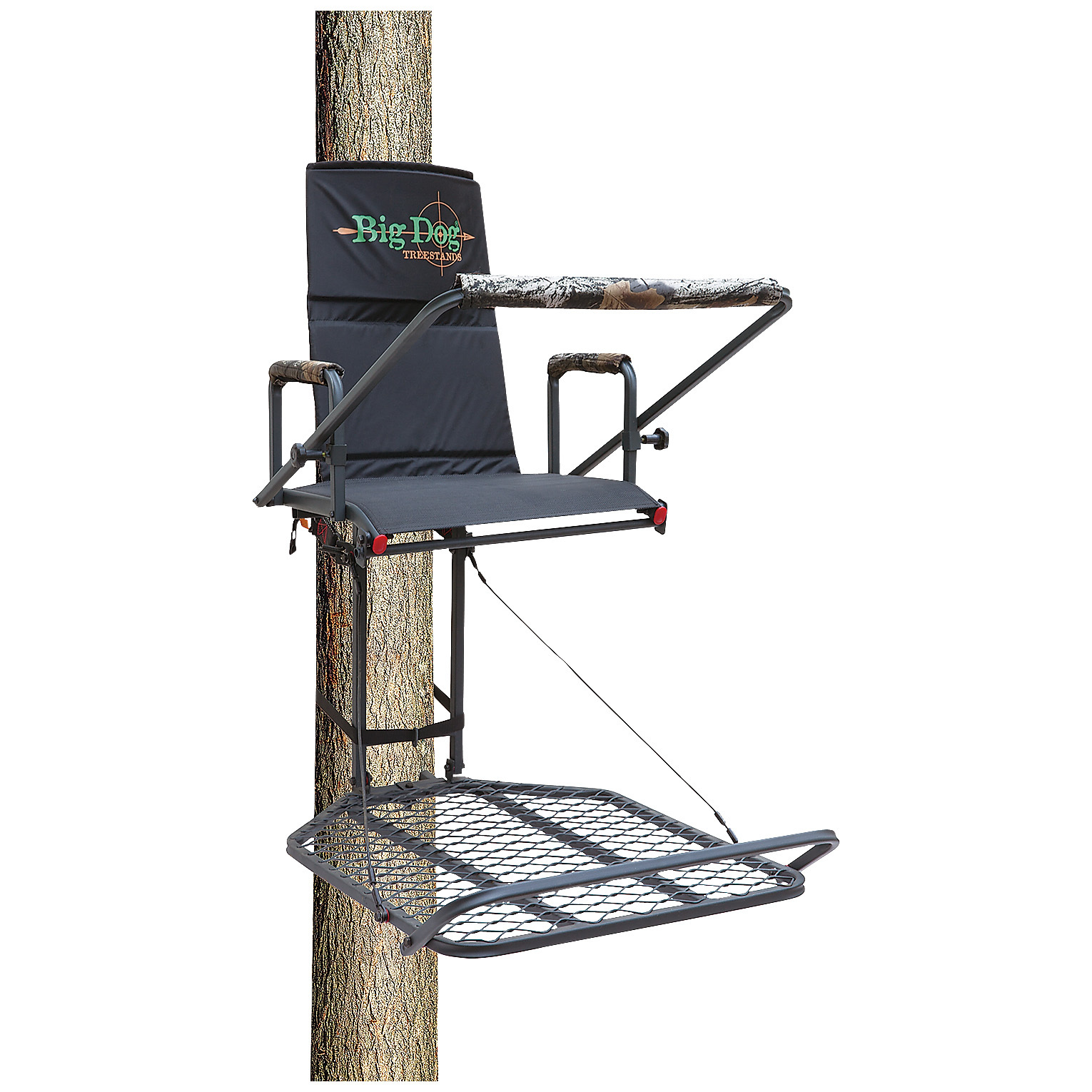 hanging zone chair knoll brno big dog retriever hang on tree stand 69 99 thrill