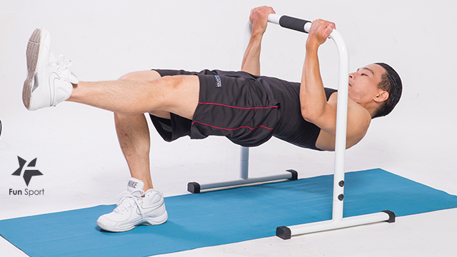 跨欄動作教學-核心肌群運動高效益器材 - FunSport 趣運動