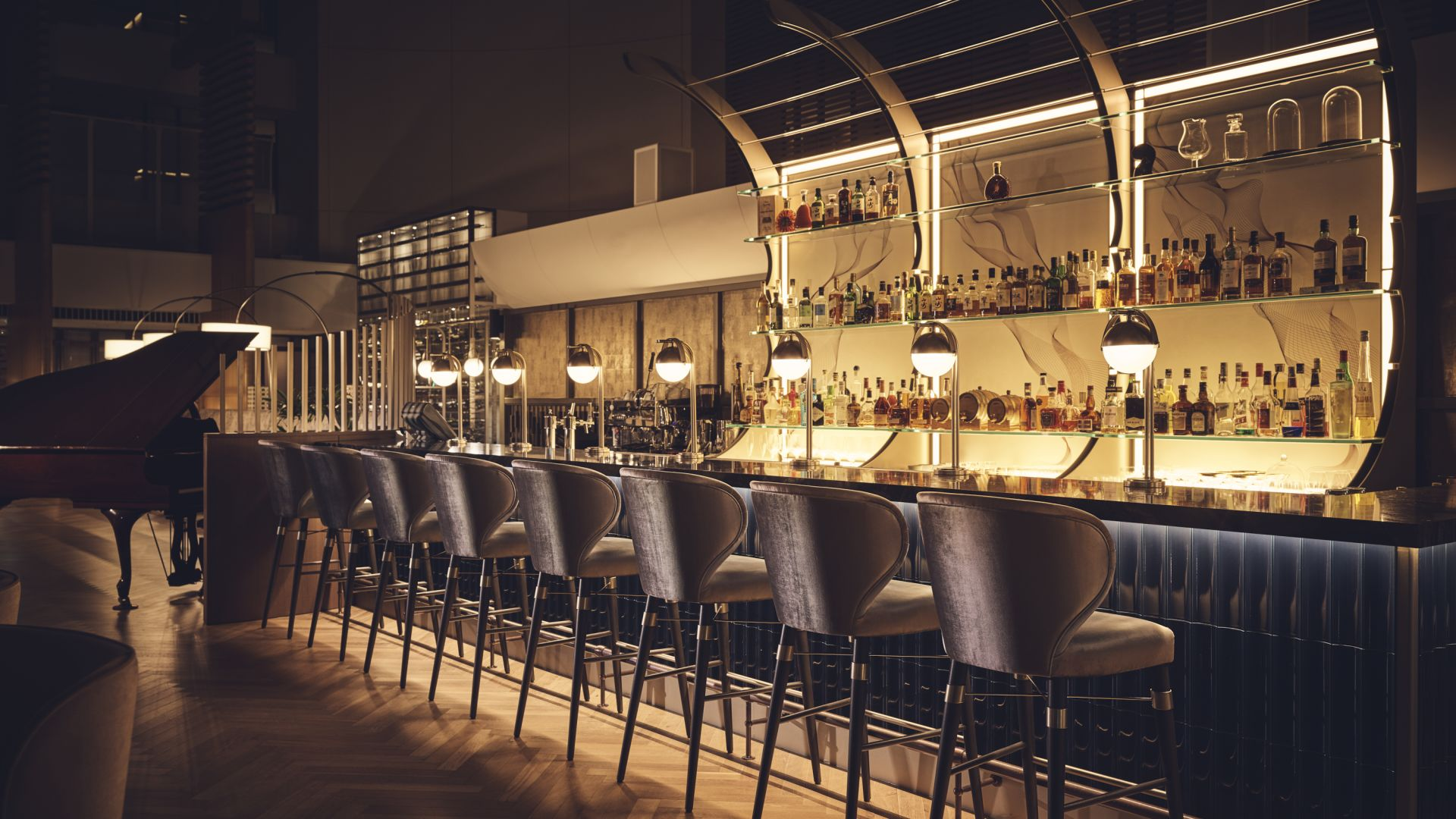 Restaurants Bars The Strings By Intercontinental Tokyo
