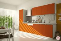 6 Space-saving Small Kitchen Design Ideas