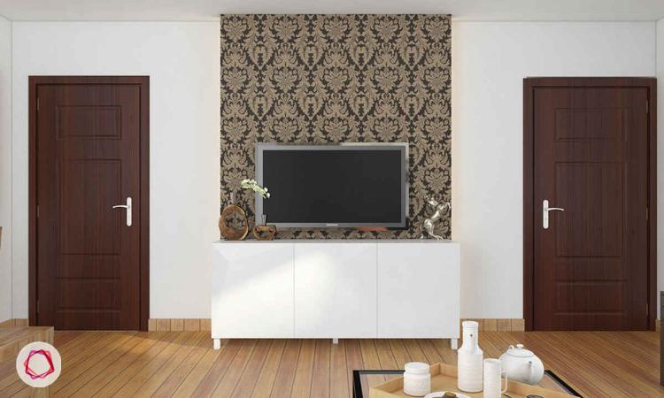 Room Design Tv Wall