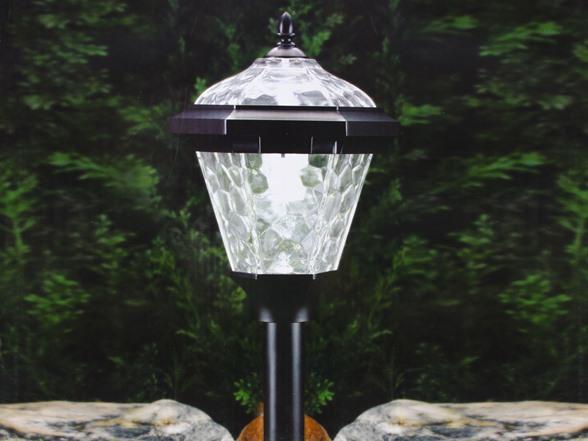Westinghouse 4piece Adonia Solar Pathlight Set  Tools