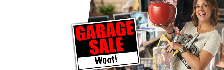 A Gathering Of Garage Sales