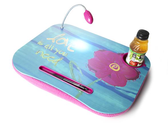 Lap Desk with Light  5 Choices  Kids  Toys