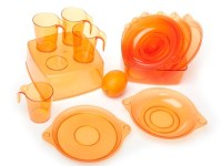 Outdoor Products 14-Piece Tableware Set