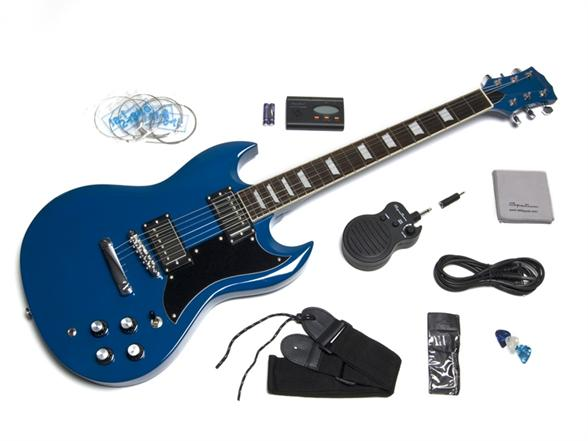 guitar 3 pickup wiring diagrams college database diagram template spectrum ail195 sg style electric w/mini amp