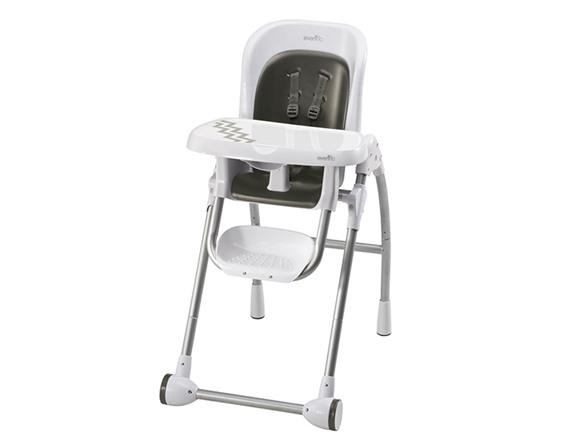 evenflo modern kitchen high chair ergonomic chairs for office tot - santa fe sunset kids & toys