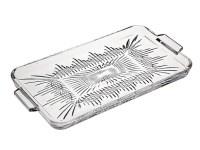 Regency Rectangular Flat Cake Plate