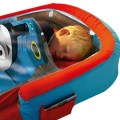 Thomas the tank engine inflatable bed kids woot