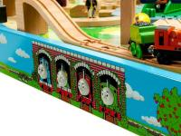Thomas & Friends Wooden Railway  Tidmouth Sheds Deluxe