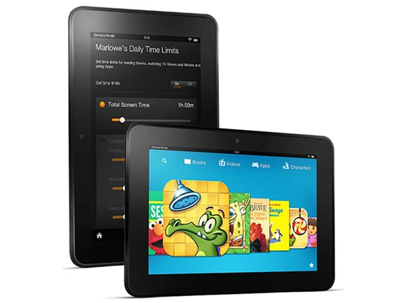 Kindle Fire HD 89 32GB Tablet