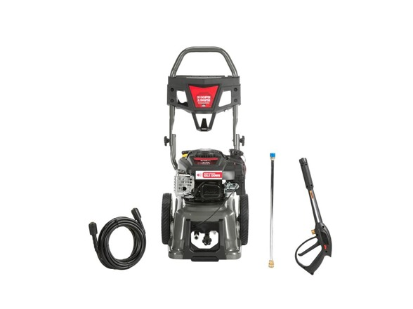 3,100 PSI Gas Pressure Washer, Your Choice