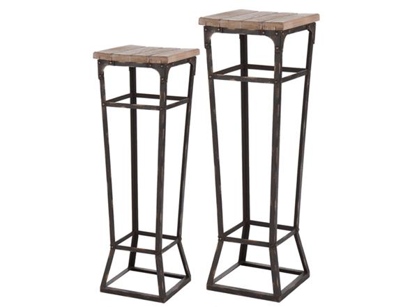 angelo:HOME 2-Piece Pedestal Table Set