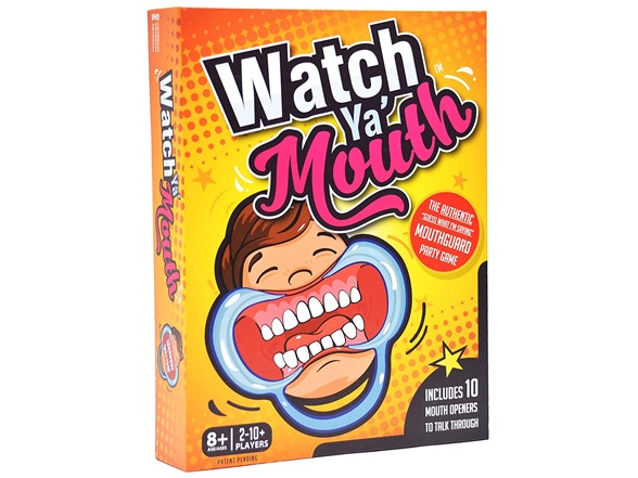 Watch Ya' Mouth Watch Ya' Mouth Family Edition