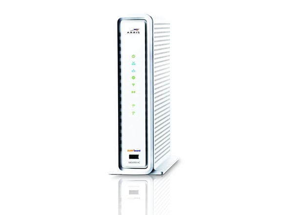 ARRIS SBG6900AC Cable Modem/Wi-Fi AC1900 Router
