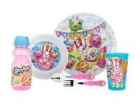 ZAK Dinnerware Set, Shopkins - Kids & Toys