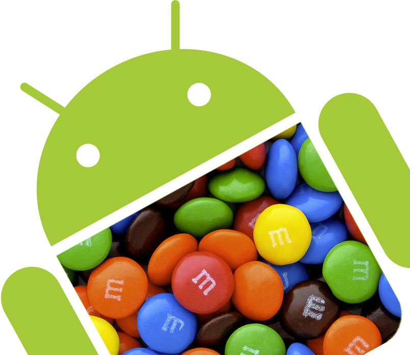 m&m android