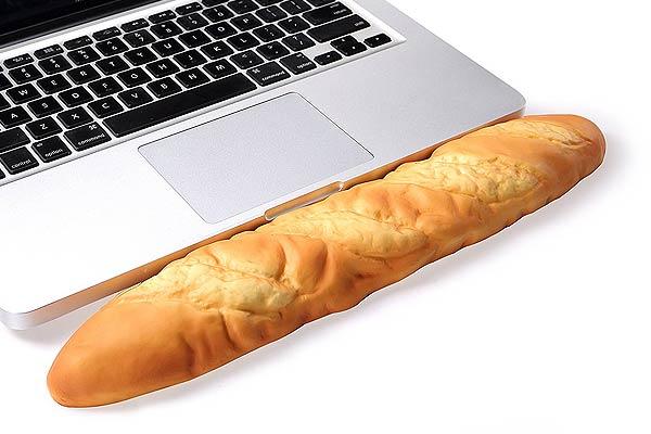baguette keyboard wrist rest i need it
