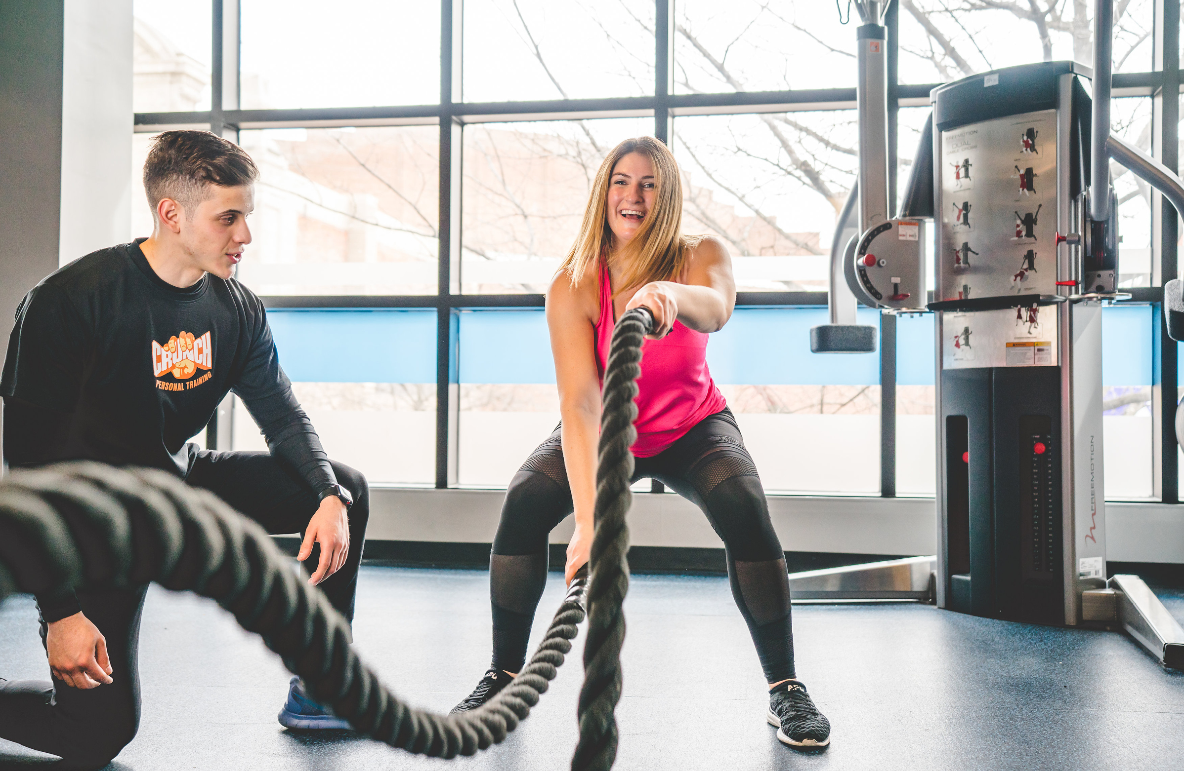 greenpoint crunch fitness