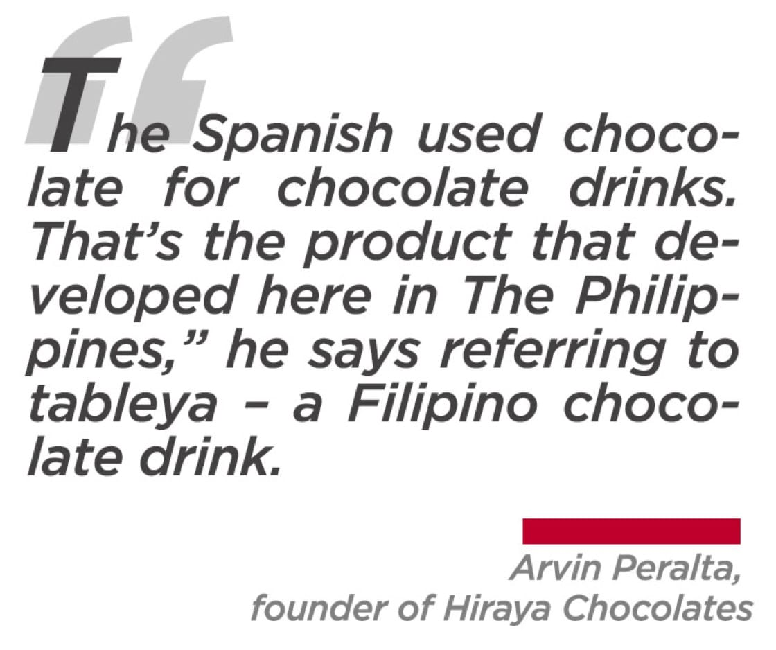 The Rise of Southeast Asian Chocolatiers