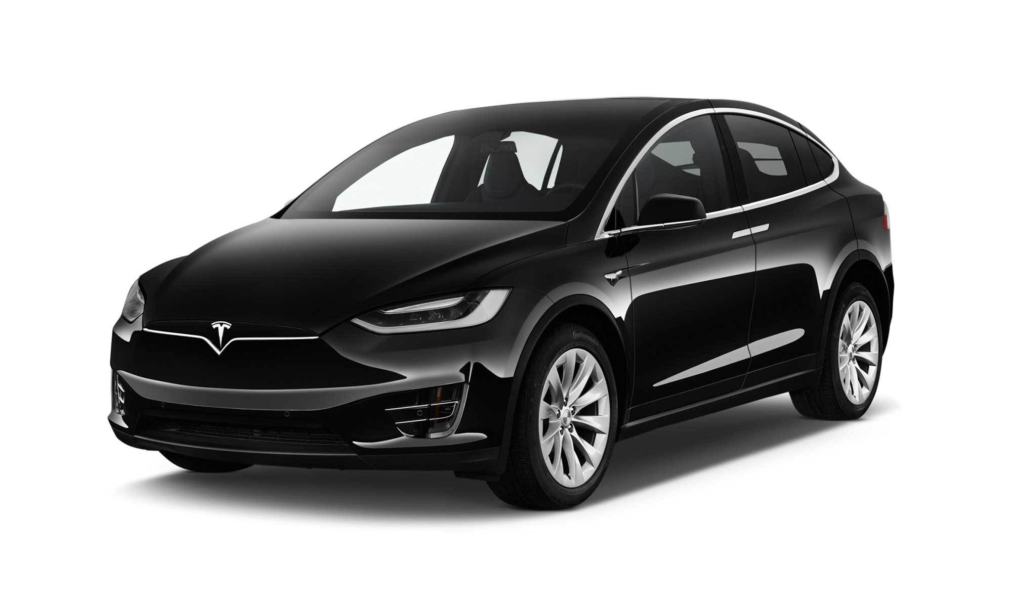 Tesla Model X 2019 Charging Guide Pod Point
