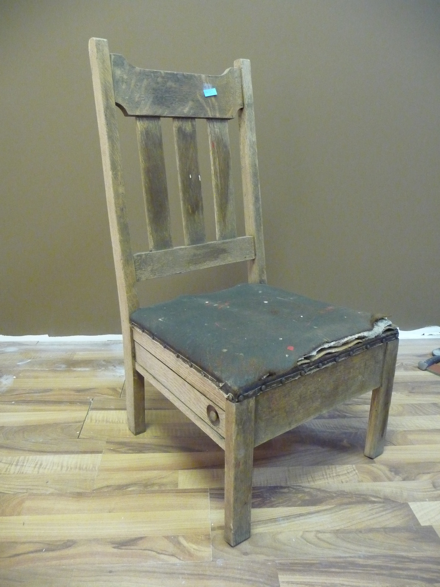 antique sewing chair standing aids collectors weekly