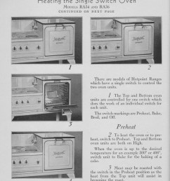 1930 s ge hotpoint oven stove manual collectors weekly [ 929 x 1200 Pixel ]