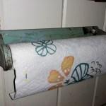 Vintage Scott Paper Towel Holder Sea Foam Green Collectors Weekly