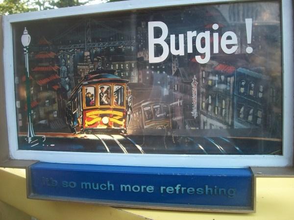 Burgie Beer Collectors Weekly