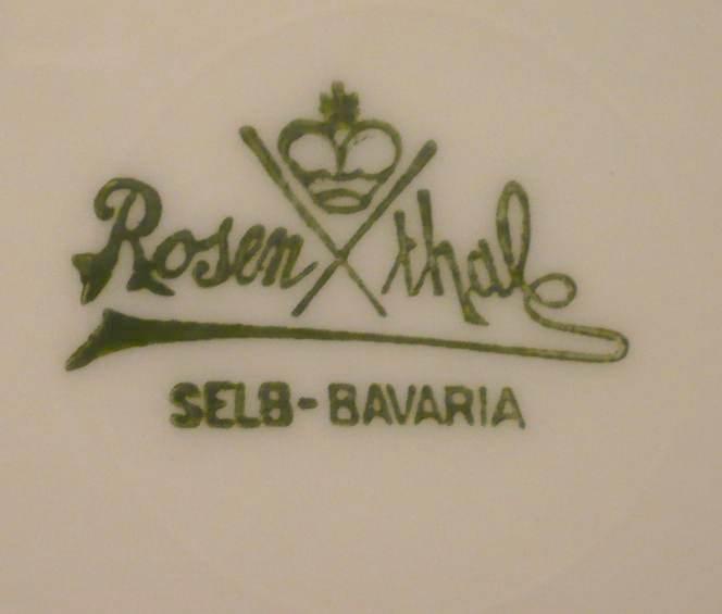 Rosenthal Selb Germany