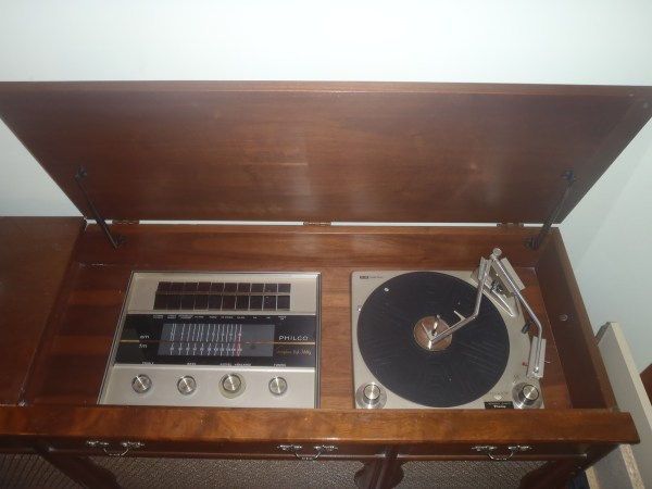 Working Philco Record Player Radio Collectors Weekly