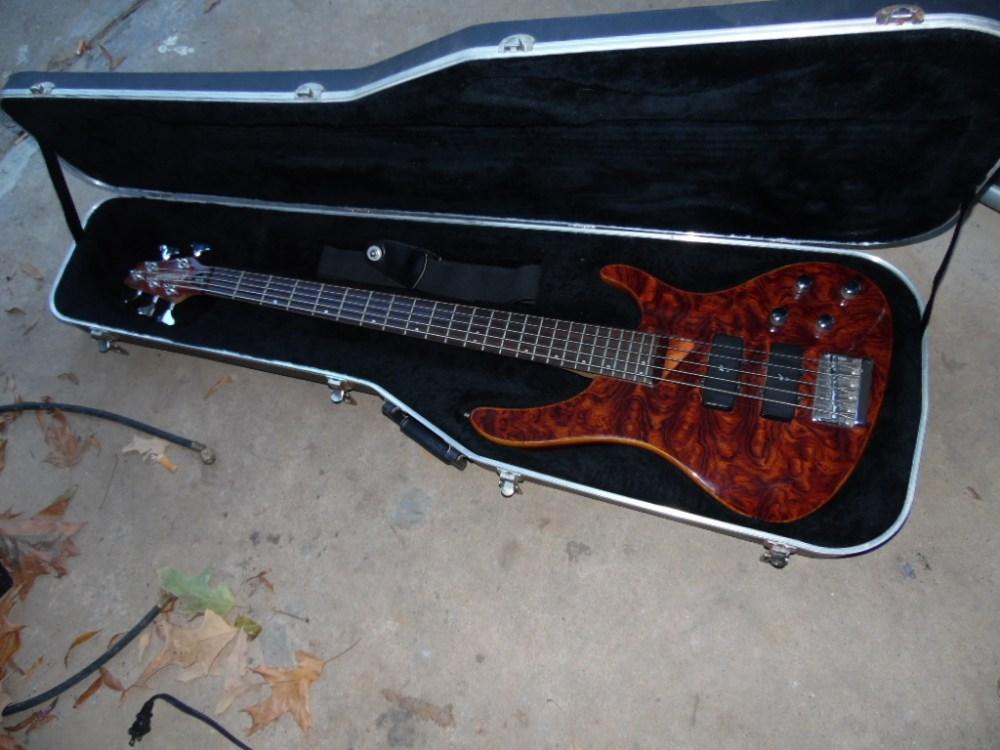 medium resolution of help id grover jackson washburn bantam xb500 5 string bass guitar collectors weekly