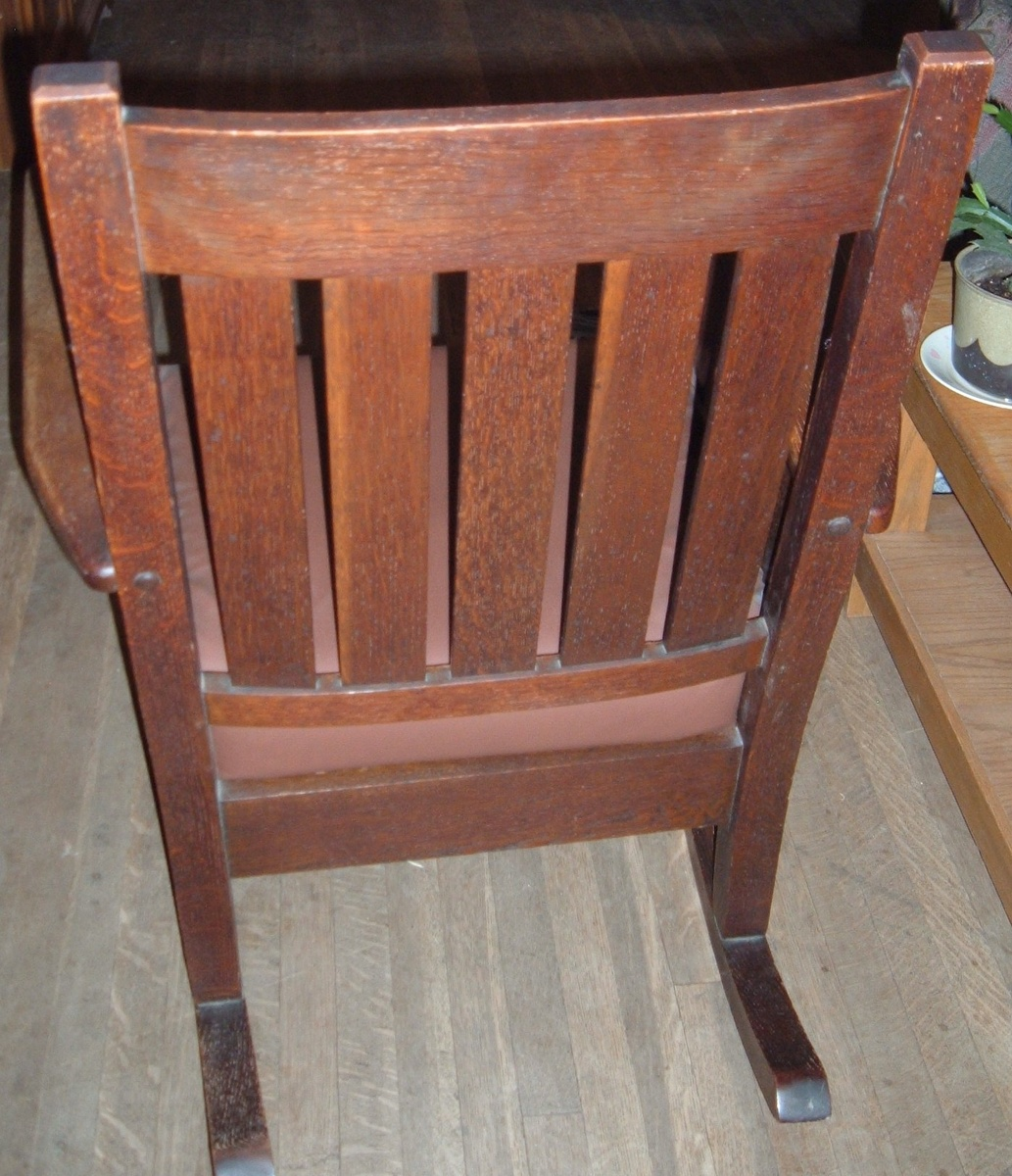Mission Rocking Chair Mission Rocking Chair Collectors Weekly