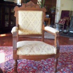 Eastlake Victorian Parlor Chairs Wheelchair Dimension Chair Collectors Weekly