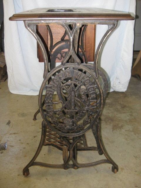 Antique Sewing Machine Table Value : antique, sewing, machine, table, value, Singer, Sewing, Machine, Table, Collectors, Weekly