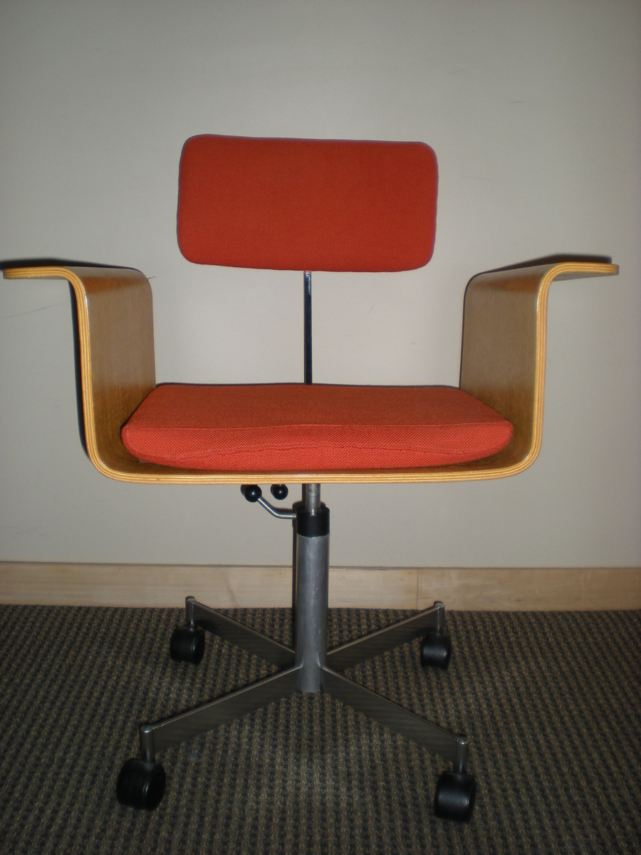 Kevi Chair Vintage Bent Plywood Kevi Chair Collectors Weekly