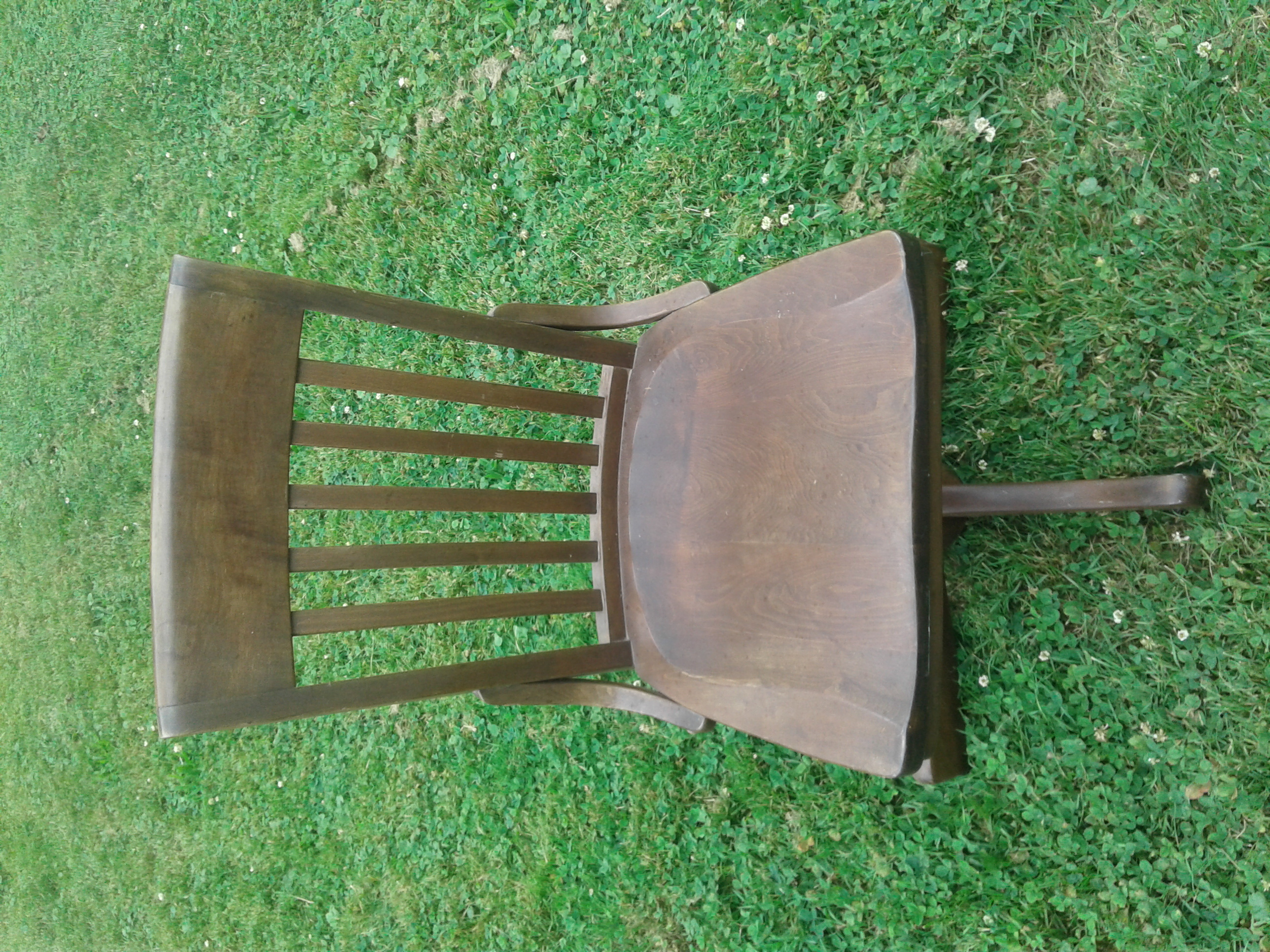 seng chicago chair kitchen wooden chairs furniture company office collectors weekly