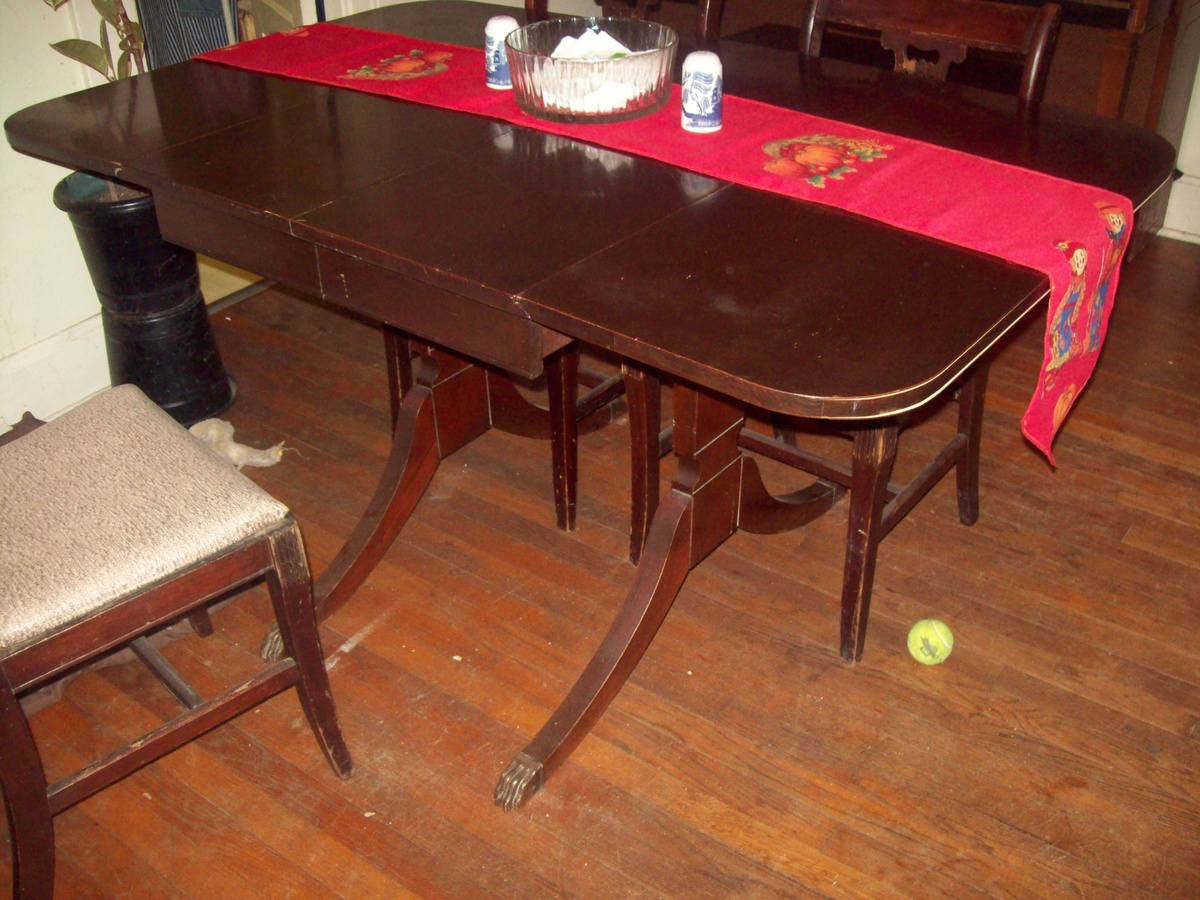 Antique Lammerts Dining Room Set
