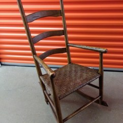 Antique Rocking Chair Identification Gold Covers To Rent And Vintage Chairs Collectors Weekly