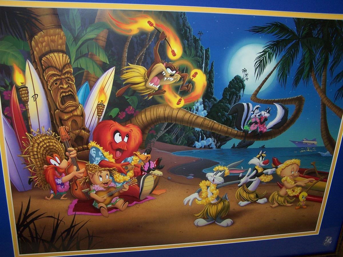 looney tunes poster s05 tm warner