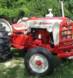 1958 ford 801 powermaster diesel tractor collectors weeklyford 801 tractor wiring diagram 10 [ 1200 x 674 Pixel ]